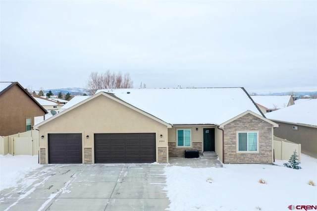 2541 Pecan Street, Montrose, CO 81401 (MLS #777174) :: The Dawn Howe Group | Keller Williams Colorado West Realty