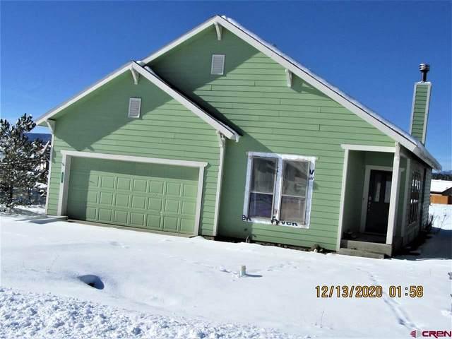 436 Midiron Avenue, Pagosa Springs, CO 81147 (MLS #777192) :: The Dawn Howe Group | Keller Williams Colorado West Realty