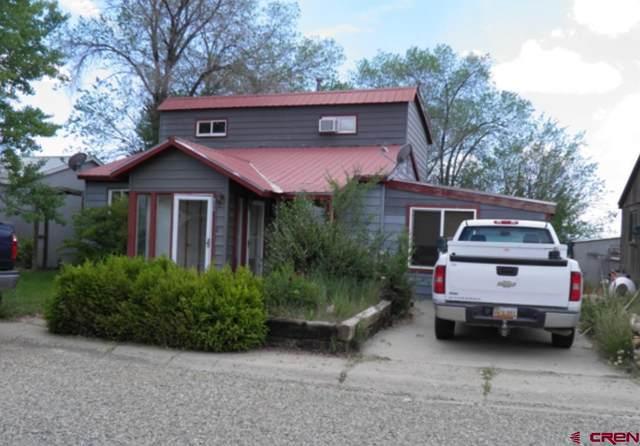 520 N Bob St., Dove Creek, CO 81324 (MLS #777203) :: The Dawn Howe Group | Keller Williams Colorado West Realty
