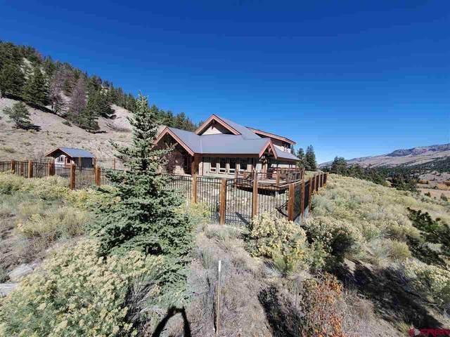 2471 Elk Road, Lake City, CO 81235 (MLS #777231) :: The Howe Group | Keller Williams Colorado West Realty