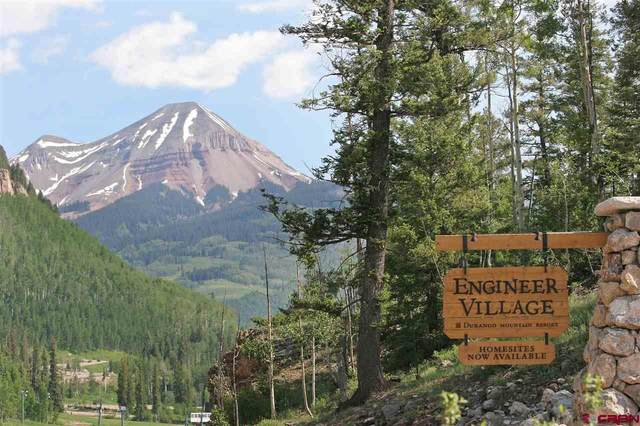 178 & 196 Sultan (Lots 73-74) Drive, Durango, CO 81301 (MLS #777236) :: Durango Mountain Realty