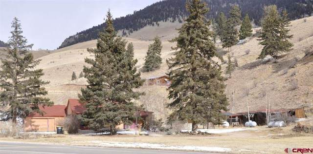 1010 La Garita Avenue, Creede, CO 81130 (MLS #777238) :: The Howe Group | Keller Williams Colorado West Realty