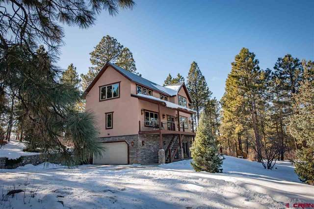 387 E Log Hill, Pagosa Springs, CO 81147 (MLS #777271) :: The Dawn Howe Group   Keller Williams Colorado West Realty