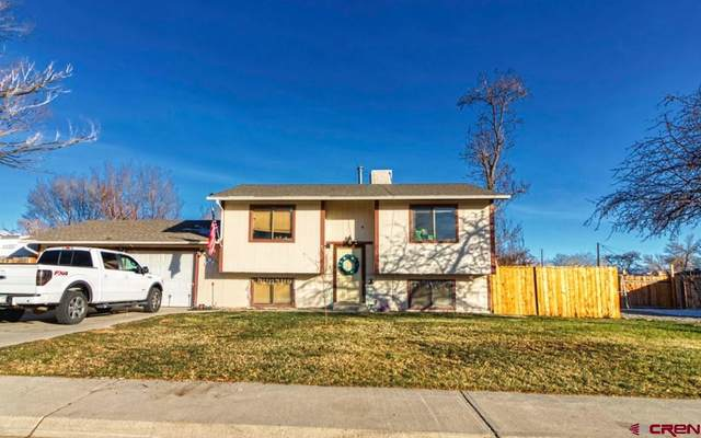 552 Sycamore Avenue, Grand Junction, CO 81504 (MLS #777298) :: The Dawn Howe Group | Keller Williams Colorado West Realty