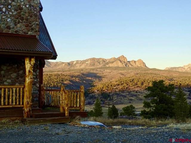 823 Irwin Place Ridgeline Dream, Chromo, CO 81128 (MLS #777313) :: The Dawn Howe Group | Keller Williams Colorado West Realty