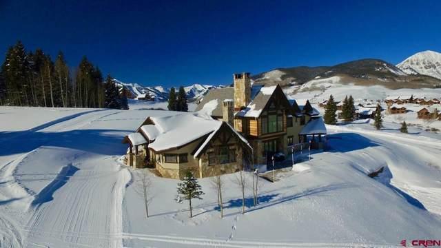 20 Walking Deer Lane, Mt. Crested Butte, CO 81225 (MLS #777377) :: The Dawn Howe Group   Keller Williams Colorado West Realty