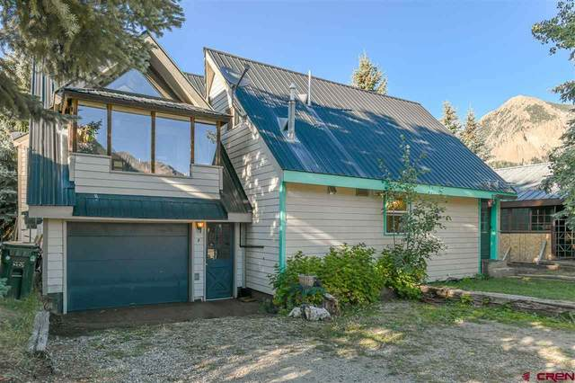 727 A Elk Avenue, Crested Butte, CO 81224 (MLS #777386) :: The Dawn Howe Group | Keller Williams Colorado West Realty