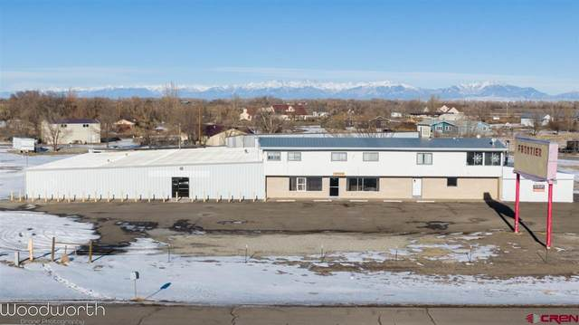 6259 Us Highway 160, Alamosa, CO 81101 (MLS #777416) :: The Dawn Howe Group | Keller Williams Colorado West Realty