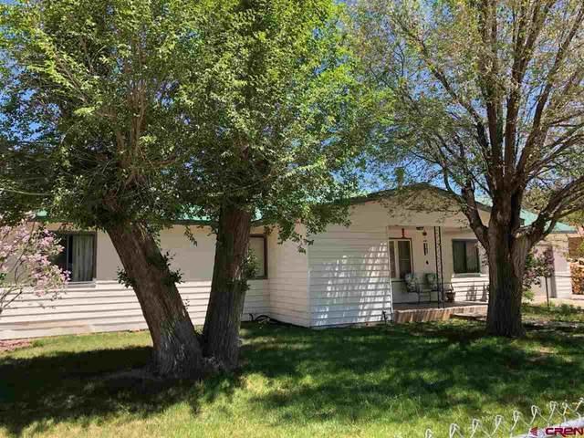 201 N 14th Street, Dolores, CO 81323 (MLS #777419) :: The Dawn Howe Group | Keller Williams Colorado West Realty