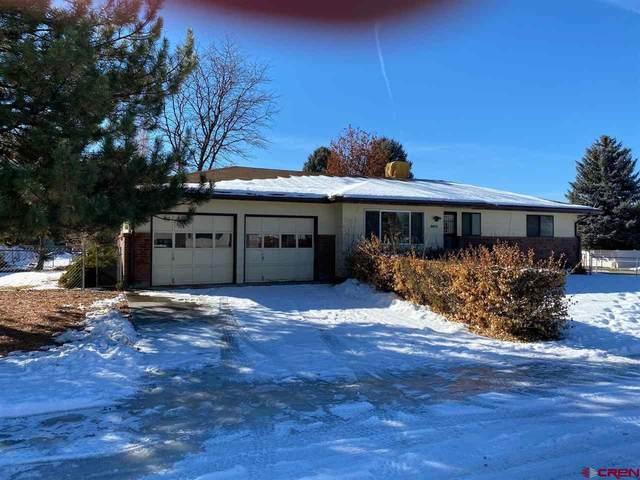 2268 Elizabeth Way, Montrose, CO 81401 (MLS #777434) :: The Dawn Howe Group | Keller Williams Colorado West Realty