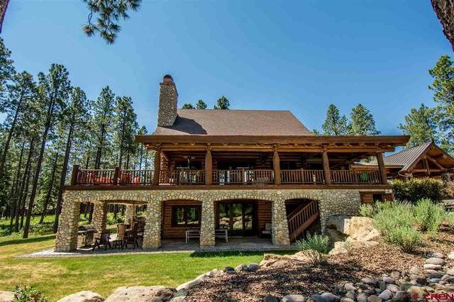 942 Hidden Valley Ranch Drive, Pagosa Springs, CO 81147 (MLS #777444) :: The Dawn Howe Group | Keller Williams Colorado West Realty