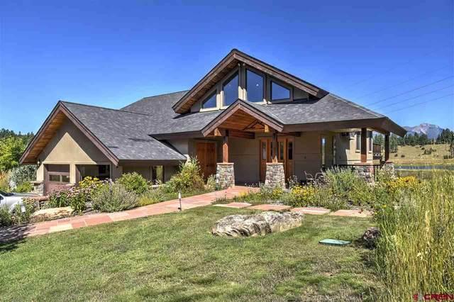 1844 S Lakeside Drive, Durango, CO 81301 (MLS #777479) :: The Dawn Howe Group | Keller Williams Colorado West Realty