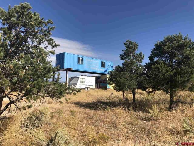 4578 County Road 134, Hesperus, CO 81326 (MLS #777507) :: Durango Mountain Realty