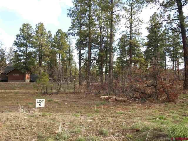 137 Canyon Pines (Lot 9) Place, Durango, CO 81301 (MLS #777539) :: Durango Mountain Realty