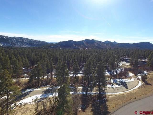 43 & 49 Terra Blue (Duplex Lots 24, 25) Way, Durango, CO 81301 (MLS #777540) :: Durango Mountain Realty