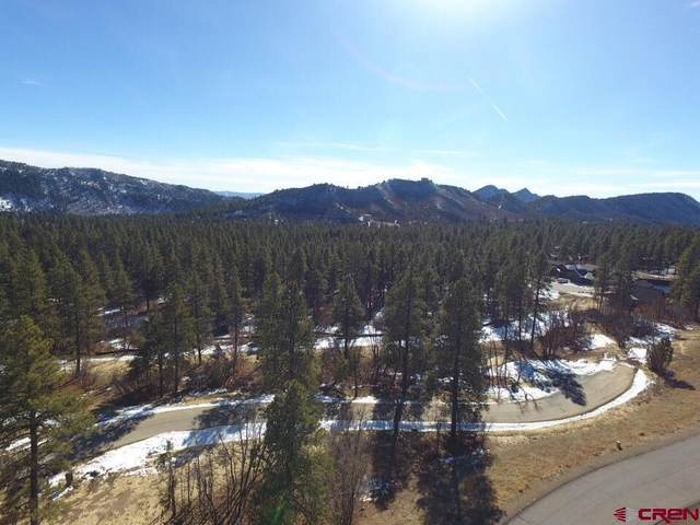 TBD Terra Blue (Lots 18, 21, 24, 25) Way, Durango, CO 81301 (MLS #777544) :: Durango Mountain Realty