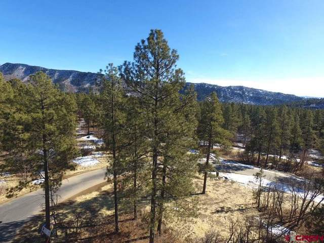 42 Terra Blue (Lot 23) Way, Durango, CO 81301 (MLS #777547) :: Durango Mountain Realty