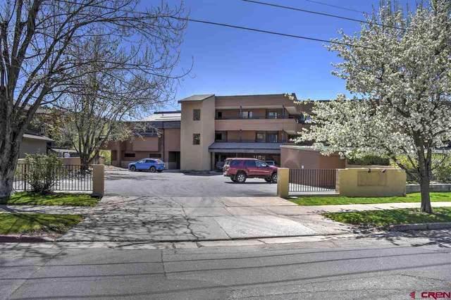 399 W Park Avenue A5, Durango, CO 81301 (MLS #777550) :: Durango Mountain Realty