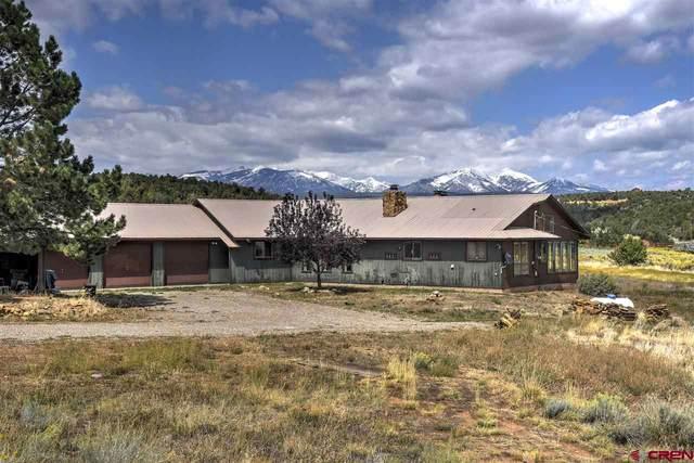 4932 County Road 119, Hesperus, CO 81326 (MLS #777551) :: Durango Mountain Realty