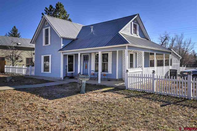 447 W Grand Avenue, Mancos, CO 81328 (MLS #777574) :: The Dawn Howe Group   Keller Williams Colorado West Realty