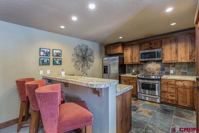 24 Sheol Street #204, Durango, CO 81301 (MLS #777701) :: Durango Mountain Realty
