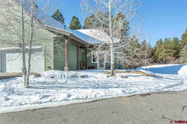 332 Woodbridge Way, Durango, CO 81301 (MLS #777703) :: Durango Mountain Realty