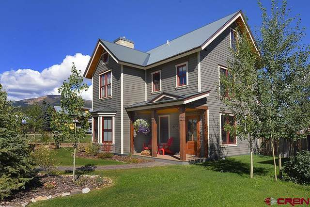 809 Elk Avenue, Crested Butte, CO 81224 (MLS #777709) :: The Dawn Howe Group | Keller Williams Colorado West Realty