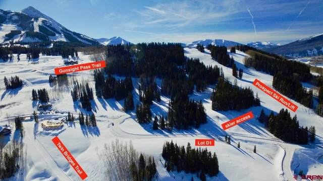 TBD Prospect Drive, Mt. Crested Butte, CO 81225 (MLS #777733) :: The Dawn Howe Group   Keller Williams Colorado West Realty