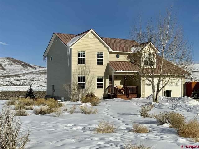 319 Columbine Road, Gunnison, CO 81230 (MLS #777770) :: The Dawn Howe Group | Keller Williams Colorado West Realty