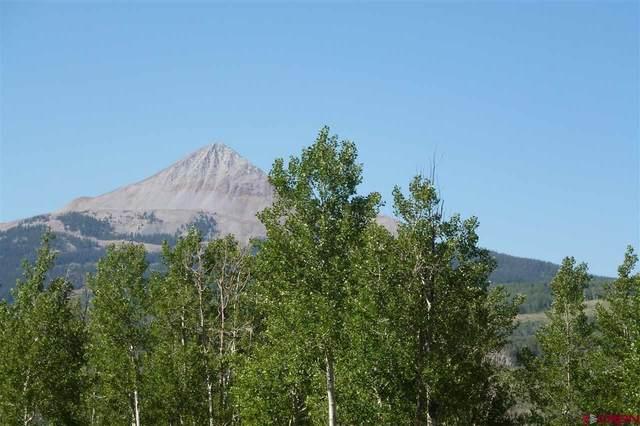 Lot 69 Groundhog Vista, Dolores, CO 81323 (MLS #777787) :: The Howe Group | Keller Williams Colorado West Realty