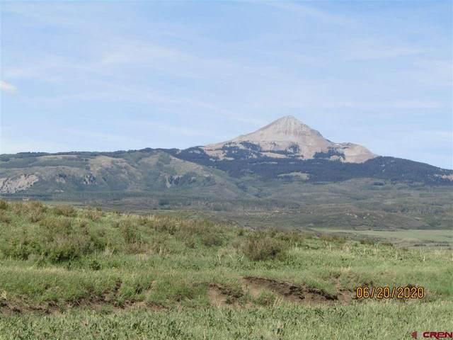 TBD Road H, Groundhog, CO 81323 (MLS #777794) :: The Dawn Howe Group   Keller Williams Colorado West Realty