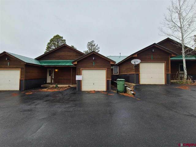 311 E Golf Place D, Pagosa Springs, CO 81147 (MLS #777817) :: The Dawn Howe Group | Keller Williams Colorado West Realty