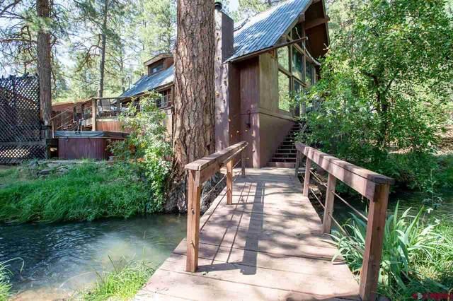 6867 Cr 203, Durango, CO 81301 (MLS #777828) :: Durango Mountain Realty