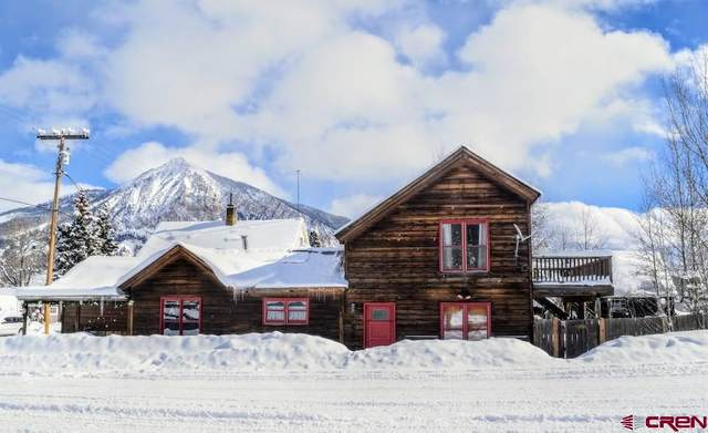 302 Whiterock Avenue, Crested Butte, CO 81224 (MLS #777838) :: The Dawn Howe Group | Keller Williams Colorado West Realty
