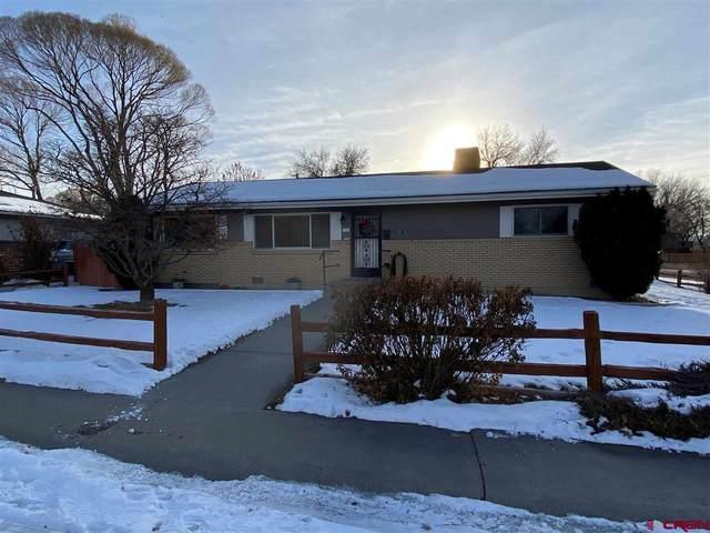 1300 Avon Drive, Montrose, CO 81401 (MLS #777853) :: The Dawn Howe Group | Keller Williams Colorado West Realty