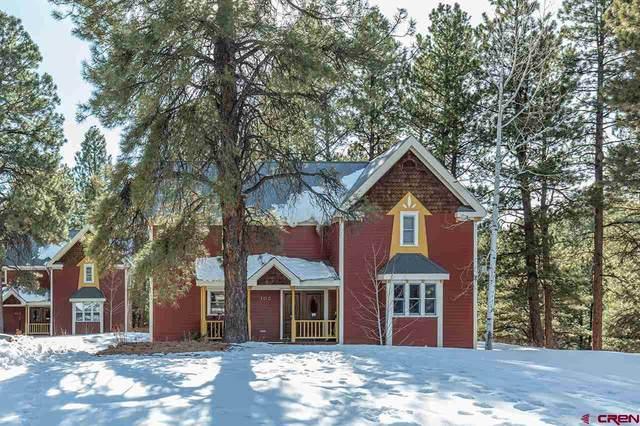 308 S Silver Queen South 102B, Durango, CO 81301 (MLS #777858) :: Durango Mountain Realty