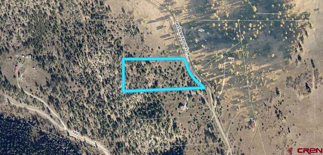 TBD Green Meadows Lane, Placerville, CO 81430 (MLS #777904) :: The Dawn Howe Group | Keller Williams Colorado West Realty