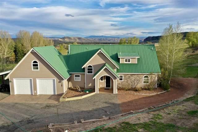 567 Seneca Drive, Gunnison, CO 81230 (MLS #777944) :: The Dawn Howe Group | Keller Williams Colorado West Realty
