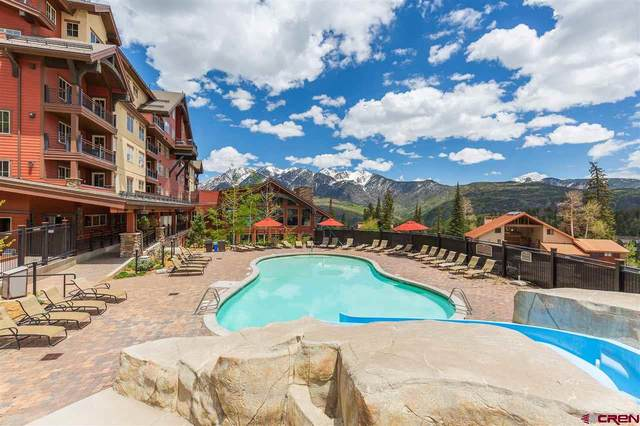 24 Sheol #207, Durango, CO 81301 (MLS #777946) :: Durango Mountain Realty