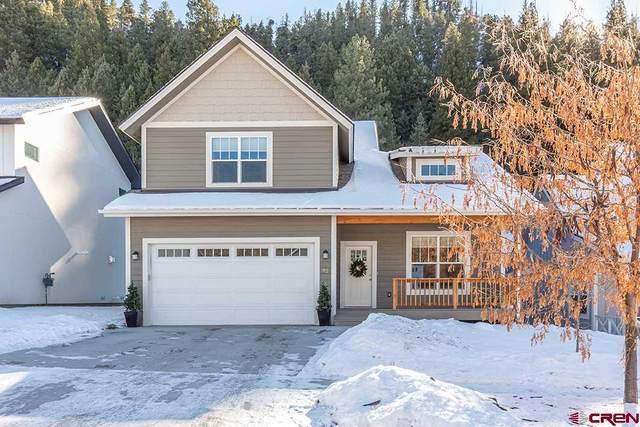 82 Spring Creek Village Place, Durango, CO 81301 (MLS #777961) :: Durango Mountain Realty
