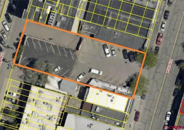 1043 Main Avenue Smaller Option , Durango, CO 81301 (MLS #777981) :: Durango Mountain Realty