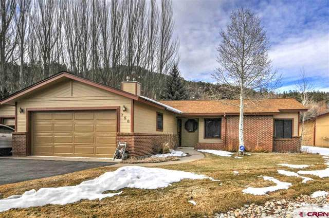 758 Waterfall Lane, Durango, CO 81301 (MLS #778029) :: The Dawn Howe Group | Keller Williams Colorado West Realty