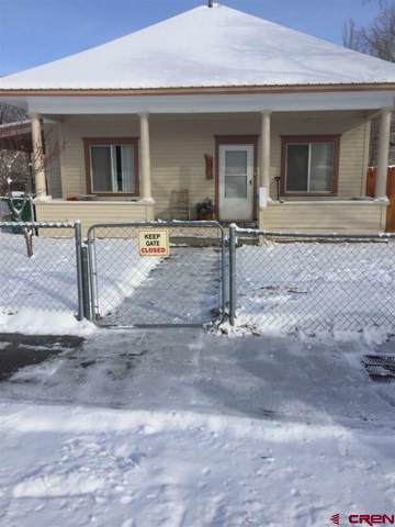 940 & 950 6th Street, Del Norte, CO 81132 (MLS #778065) :: The Dawn Howe Group | Keller Williams Colorado West Realty