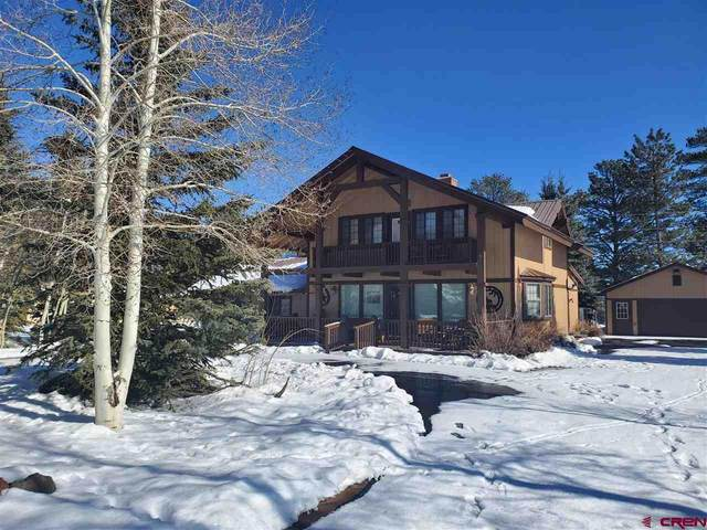 422 Conifer Drive, South Fork, CO 81154 (MLS #778091) :: The Dawn Howe Group | Keller Williams Colorado West Realty