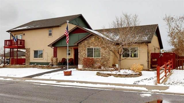 2707 Peyton Drive, Montrose, CO 81401 (MLS #778182) :: The Dawn Howe Group   Keller Williams Colorado West Realty