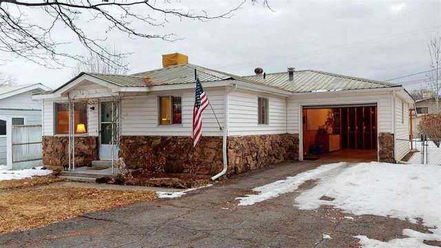 120 Dorris Avenue, Paonia, CO 81428 (MLS #778243) :: The Dawn Howe Group | Keller Williams Colorado West Realty