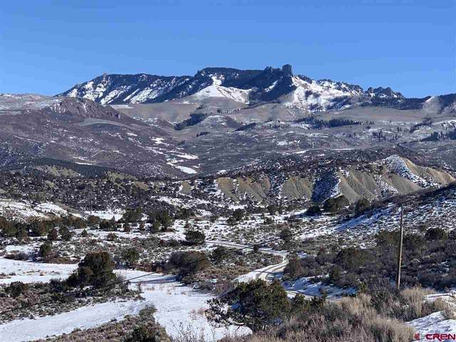 Lot 87 Cathedral Peak Ranch, Crawford, CO 81415 (MLS #778322) :: The Dawn Howe Group | Keller Williams Colorado West Realty