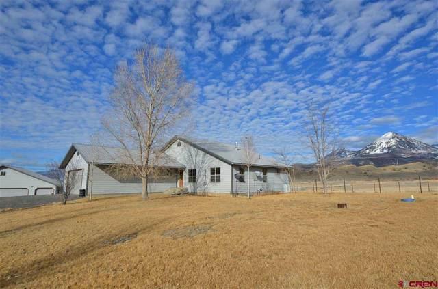 38877 Yeoman Road, Crawford, CO 81415 (MLS #778354) :: The Dawn Howe Group | Keller Williams Colorado West Realty
