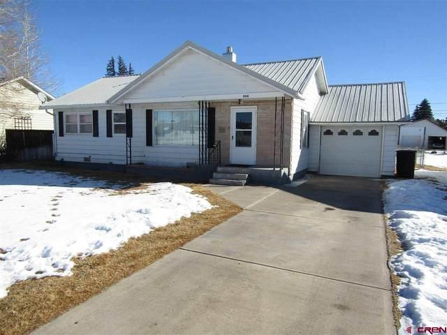 306 Morris Street, Monte Vista, CO 81144 (MLS #778415) :: The Dawn Howe Group | Keller Williams Colorado West Realty