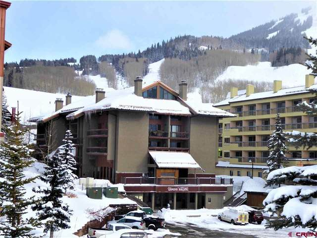 11 Emmons Road #326, Mt. Crested Butte, CO 81225 (MLS #778435) :: The Dawn Howe Group | Keller Williams Colorado West Realty